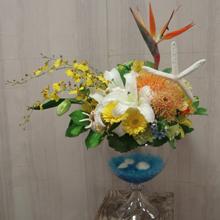 楽屋花 アレンジメント