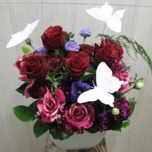 結婚祝い 花
