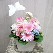出産祝い 花